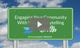 Webinar – Engaging Your Community with Visual Storytelling