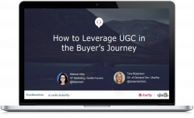 Webinar: How to handle the Buyer's Journey
