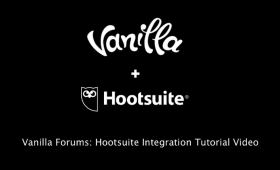 Vanilla & Hootsuite Demo Video