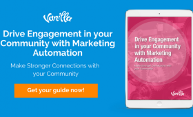 Driving Community Engagement with Marketing Automation