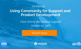 Using Community for Support and Product Development