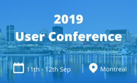 User Conference 2019