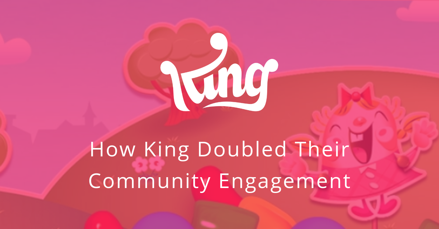 How King doubled their community engagement